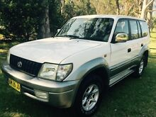 2000 Toyota LandCruiser Prado VX w/ 10 months Rego Baulkham Hills The Hills District Preview