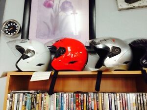 Scooter and Open Face Helmets Moonah Glenorchy Area Preview