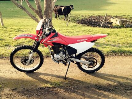Honda crf230f  Woolsthorpe Moyne Area Preview