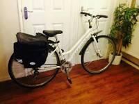 Ridgeback road bike very light weight