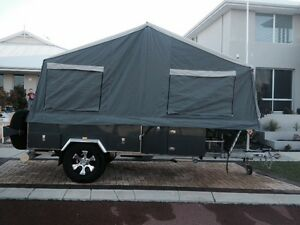 2013 MDC Off-road forward folding hard floor camper. Southern River Gosnells Area Preview