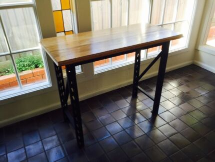 """WILLOW INDUSTRIAL"" BENCH / KITCHEN ISLAND 56x120 Brighton Bayside Area Preview"