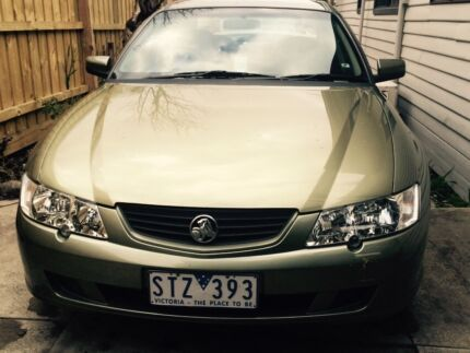 2003 Holden commodore Acclaim Thomastown Whittlesea Area Preview