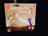 brand new shape-up boots with box , mbt , skechers shape up ,fitness shoes, boots