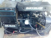 Quicksilver marine petrol generator Cowan Hornsby Area Preview