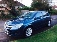 2007 Vauxhall Astra Hatchback 1.8 i 16v Design 5dr AUTOMATIC.