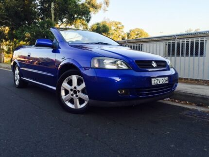 2002 Holden Astra, LOW KLM, 1year rego!! Granville Parramatta Area Preview