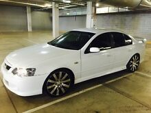 2005 FORD MKII XR6 TURBO AUTOMATIC Baulkham Hills The Hills District Preview