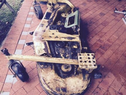 Wanted John Deere F1145 deck shell  Victoria Point Redland Area Preview