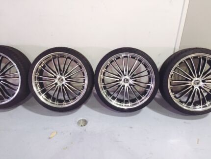 """20"""" lenso OP3 wheels  West Gosford Gosford Area Preview"""