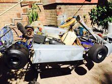 Monarco GP 100cc Go Kart Ermington Parramatta Area Preview