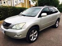 Lexus RX 300 3.0 SE-L 5dr HPI CLEAR SERVICE HISTORY REAR ENTERTAINMENT PACK PX WELCOME