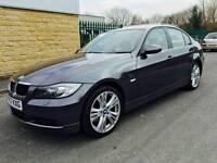 BMW 3 SERIES 2.0 320d SE Saloon 4dr Diesel Automatic (177 bhp) M Sport+Beige Leathr+BMW Histry
