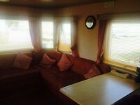 Caravan to let- HEMSBY- 7 miles from Great Yarmouth