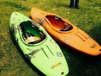 Pyranha ammo kayak