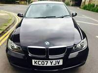 2007 BMW 320 D SE 1 OWNER ONLY HPI CLEAR PX WELCOME