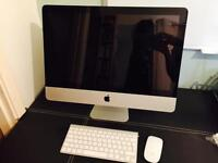 iMac 21.5 Inch, Mid 2011 2.5 GHz Intel Core i5 Processer 12 GB Memory and 500GB
