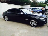 Private Chauffer/Driver/ Airports/City/ 61bmw 7serie