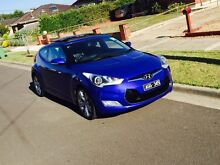 Hyundai veloster 2012 auto coupe panaromic sunroof very clean Coburg North Moreland Area Preview