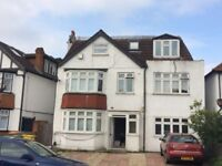 NO DEP DSS S.C1 BED GDN FLAT,,IDEAL COUPLE OR MUM WITH CHILD10MIN BUS WIMBLEDON TUBE RAYNES PK BR