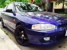 1998 Mitsubishi Lancer Coupe 1 YEAR REGO Mulgrave Monash Area Preview