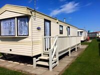 Coastfield 8birth caravan to let