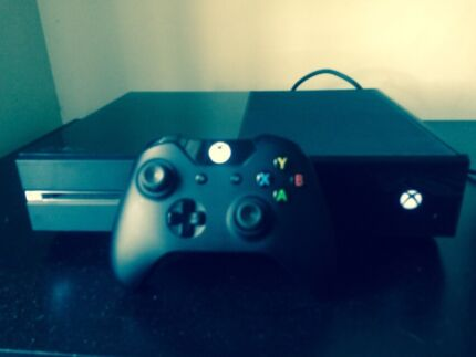 Xbox One Console with Games! Paralowie Salisbury Area Preview