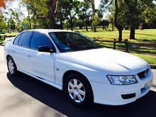 2006 Holden Commodore VZ Sedan Low Kms White Liverpool Liverpool Area Preview