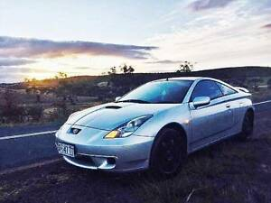 2000 Toyota Celica Limited Edition *URGENT SALE* South Hobart Hobart City Preview
