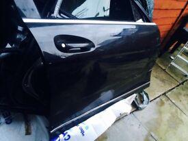 Mercedes W204 C180 2008 Repairable Wing & doors from £30