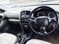 HYUNDAI SANTA FE 2.4 CDX 4WD LEATHER FULL SERVICE HISTORY