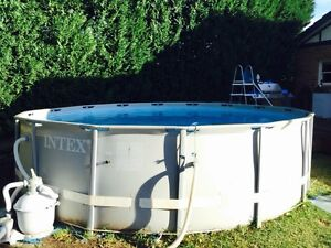 Above Ground Pools Clark Rubber Gumtree Australia Free Local Classifieds