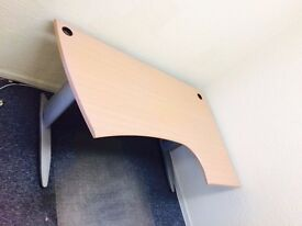 Office desk for sale - collection from TW12, MUST GO BEFORE WEEKEND!