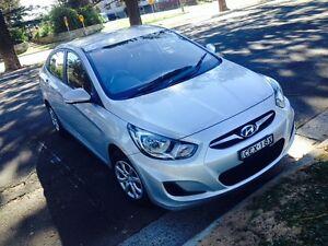Hyundai Accent 2012 Parramatta Parramatta Area Preview