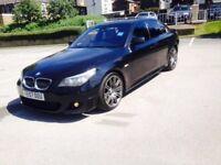 BMW 535D Msport LCI lights I drive parking sensors DVD full leather 19 inch alloys spare key px