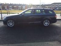 2009 Mercedes Benz C220 sport Estate Automactic