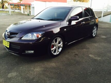 MAZDA 3 SP23 2004 LOW KMS LEATHER MANUAL Campbelltown Campbelltown Area Preview