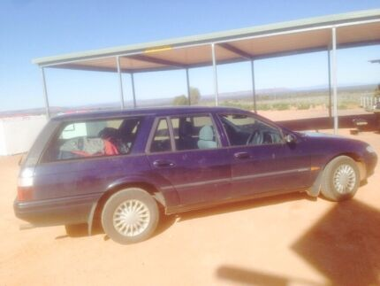SELLING IDEAL BACKPACKER FORD FALCON 1997 North Melbourne Melbourne City Preview