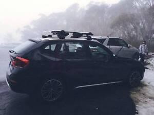 ROOF RACK Whispbar (SKI/ SNOWBOARD RACK) BMW X1 Mont Albert North Whitehorse Area Preview