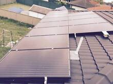 5KW Solar Systems Fully Installed with German Made SMA BEST PRICE Ingleburn Campbelltown Area Preview