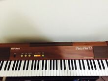 RONALD PIANO PLUS 70 ( few keys doesn't work) vintage Blacktown Blacktown Area Preview