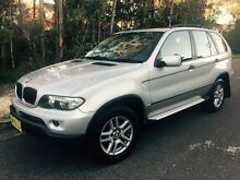 BMW X5 3.0d 2004 Wagon Turbo Diesel Auto Dural Hornsby Area Preview