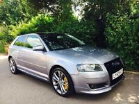 Audi A3 Hatchback 3.2 Sport Quattro 3dr..Fast and furious ..TOTALLY UNIQUE CAR.