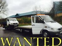 Mercedes sprinter 310d 312d 412d wanted