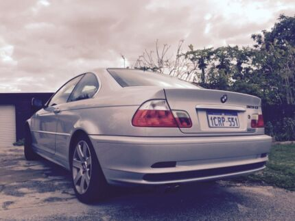 Bmw 323ci coupe low kms $8250 Mirrabooka Stirling Area Preview