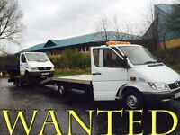 Mercedes -Benz sprinter,Vito 109 111cdi wanted!!!