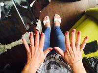 Mobile Gel nail technician