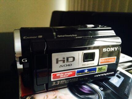 Sony HDR-PJ10E for Sale Carlton Kogarah Area Preview