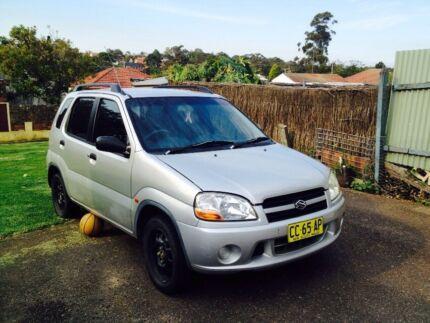 Suzuki ignis 5 door hatchback 04 low klms Charlestown Lake Macquarie Area Preview