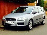 FORD FOCUS 1.6 LX AUTO 2005 LOW MILEAGE FSH MOT 3 MONTHS WARRANTY CALL NOW